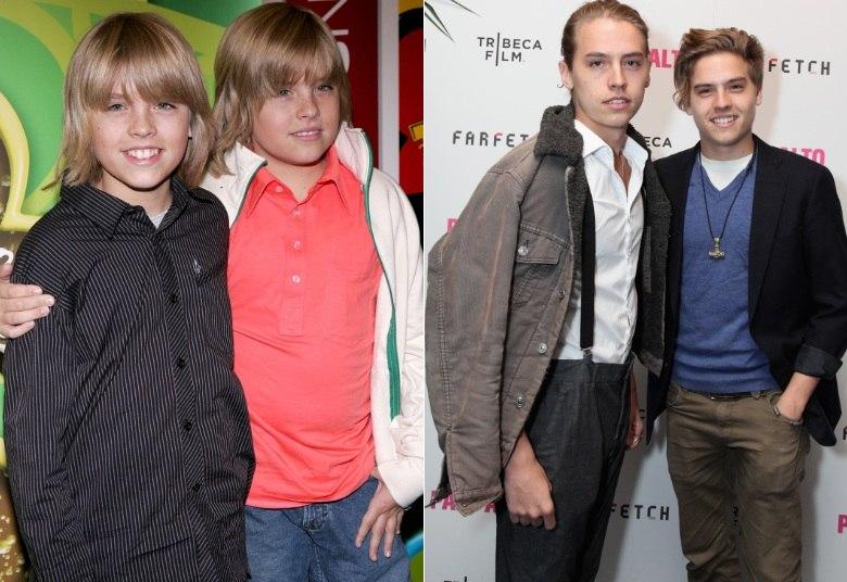 Nove anos depois, veja como está o elenco da série de sucesso Zack ...