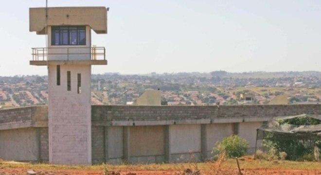 Drones sobrevoavam penitenciária Presidente Venceslau, onde está líder do PCC