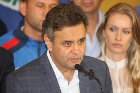 Aécio perdeu em Minas, mas venceu na capital, Belo Horizonte