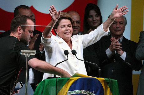 Dilma Rousseff comandará o Brasil de 2015 a 2018