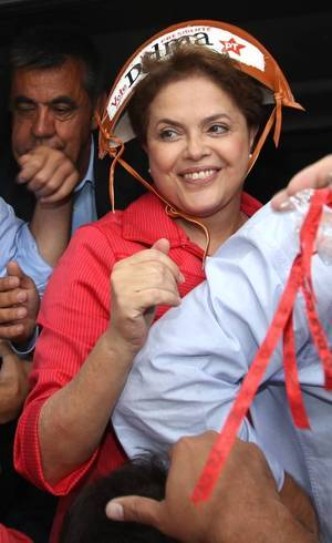 Dilma Rousseff venceu em todos os Estados do Nordeste, berço eleitoral do PT