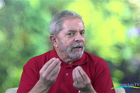 Lula entrou com processo na Justiça contra reportagem de revista
