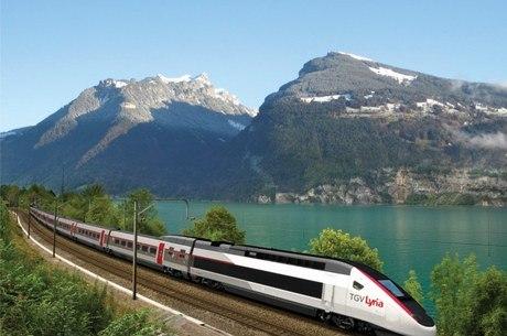 Passe de trem facilita logística da viagem