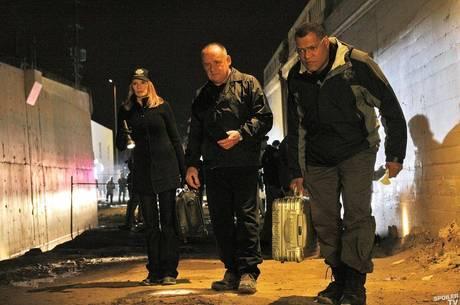 'CSI Investigação Criminal' fica em 2º lugar