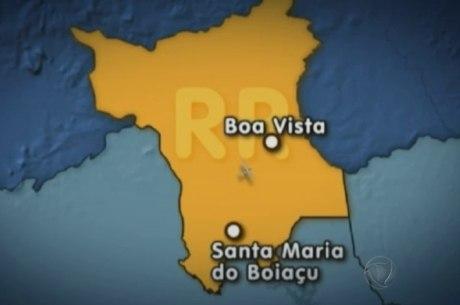 Avião seguia de Santa Maria do Boiaçu, no Sul do Estado, para Boa Vista