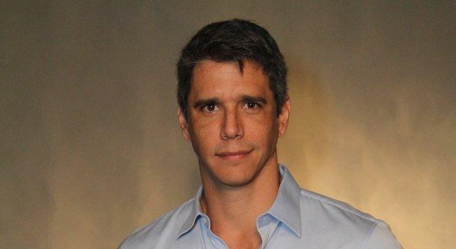 Márcio Garcia passou por cirurgia no Rio