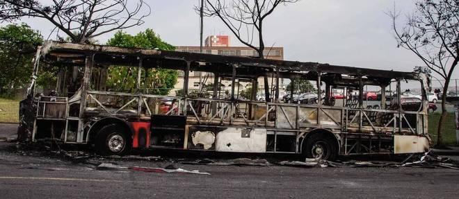 Somente este ano, 119 ônibus foram incendiados na cidade de São Paulo