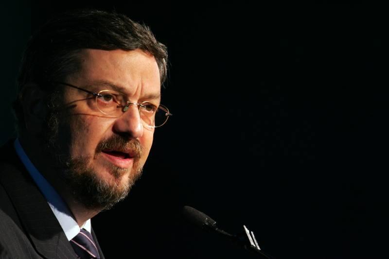 Em carta, Palocci pede desfiliação do PT e critica Lula