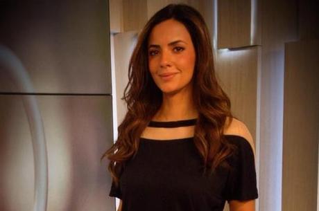 Paloma Tocci , apresentadora da Band