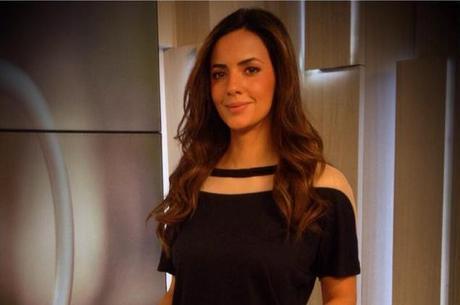 Paloma Tocci está nos planos do SBT