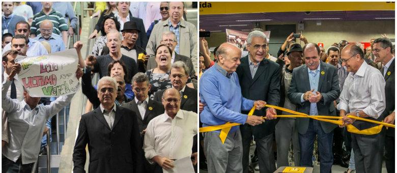 Com quatro anos de atraso, nova estação da linha 4-Amarela do Metrô começa a operar neste sábado