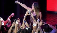 Em comemoração aos 15 anos de carreira, Wanessa Camargo abre nova turnê nesta sexta-feiraem Brasília
