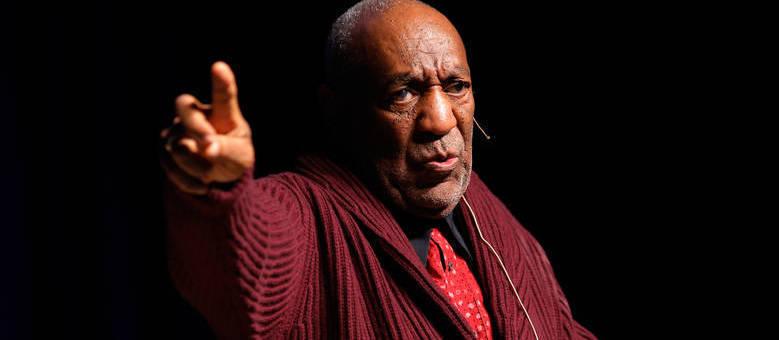 Ator Bill Cosby é novamente acusado por agressão sexual, mas não quer comentar sobre o assunto