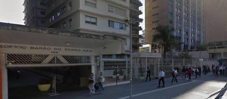 Prédio localizado no número 1.156 da avenida Paulista estaria na rota da suposta queda de avião