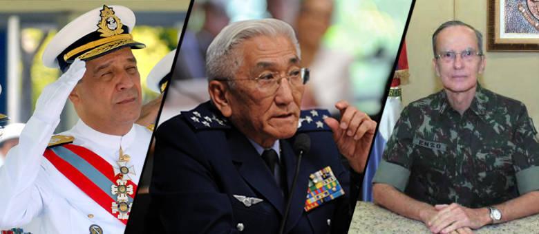 Comandantes das Forças Armadas rechaçam um golpe militar no Brasil