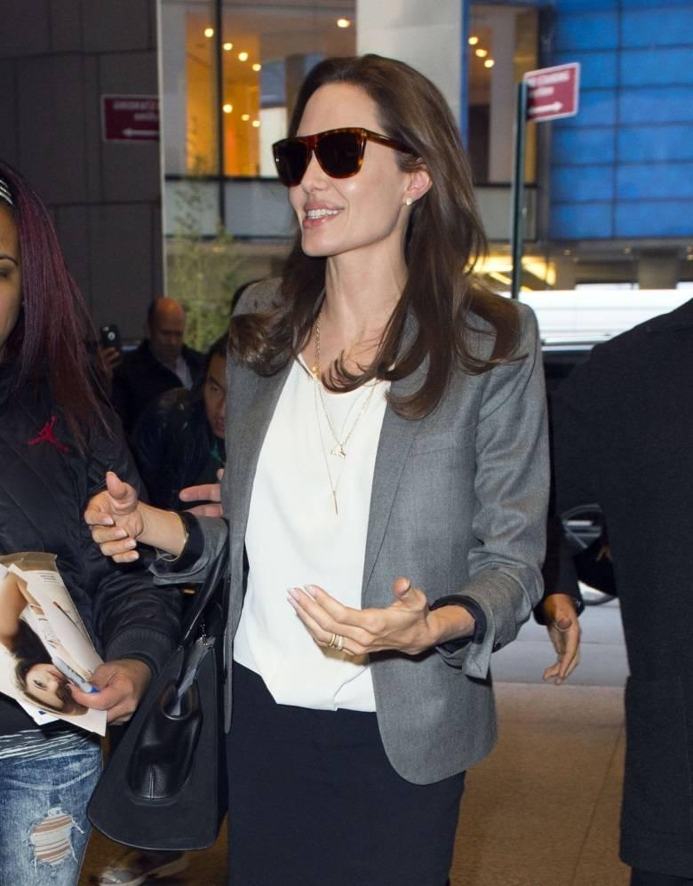 Produtor chama Angelina Jolie de 'garota mimada com pouco talento' em emails vazados da Sony