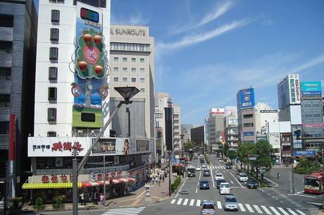 A cidade de Omachi e em Nagano, capital da província, outras 12 pessoas foram internadas com urgência