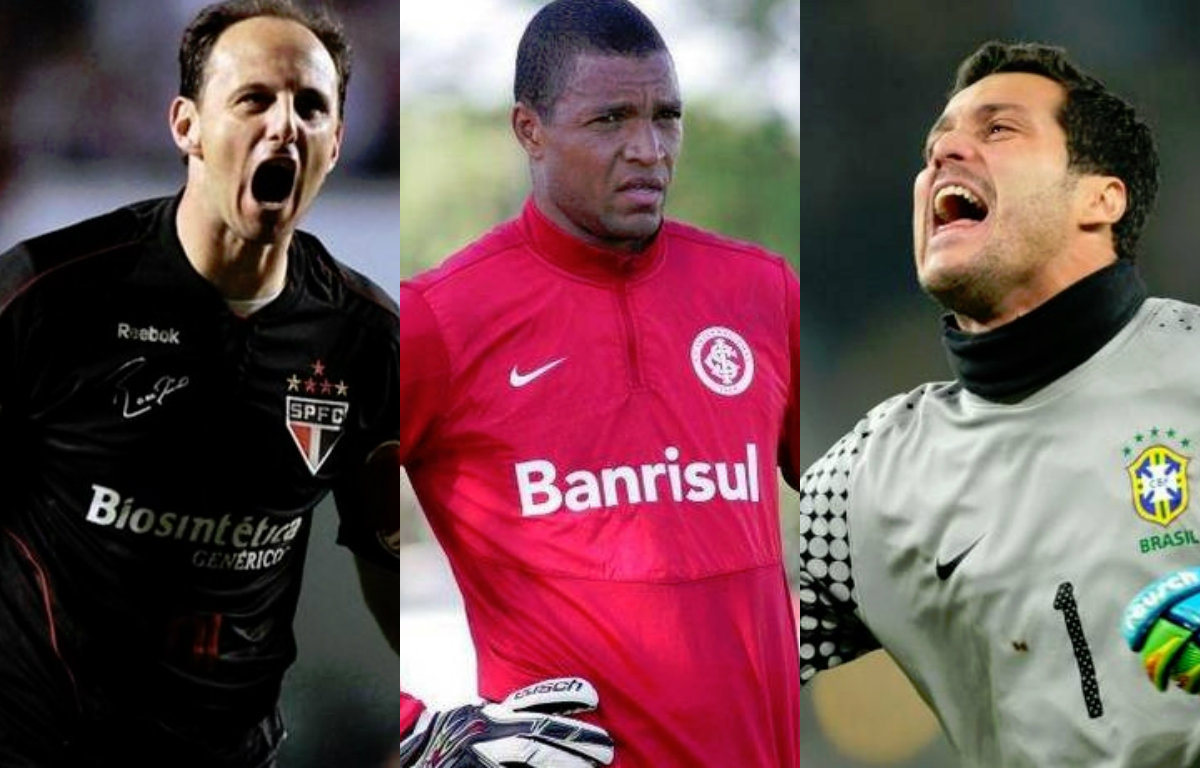 Fifa divulga lista de candidatos a melhor goleiro do ano sem brasileiros -  Fotos - R7 Futebol 8e6ec58f52197