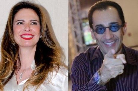 Luciana Gimenez intensifica briga com Jorge Kajuru