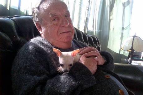 Roberto Bolaños morreu aos 85