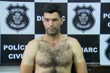 O vigilante Thiago Henrique Gomes da Rocha virou galã do presídio