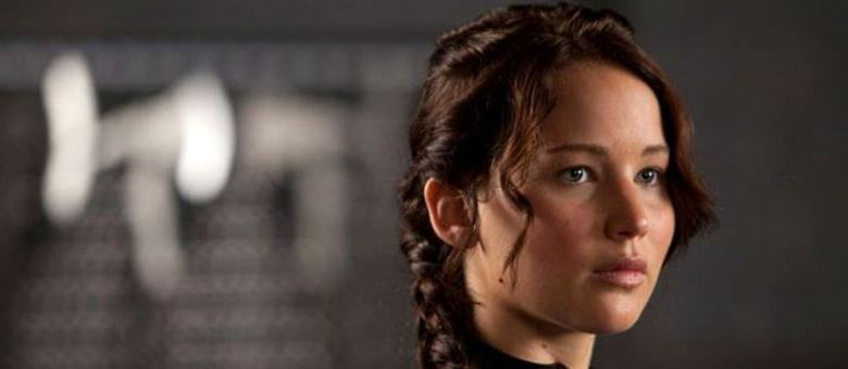 Jennifer Lawrence em cena do filme Jogos Vorazes, do diretor Francis Lawrence