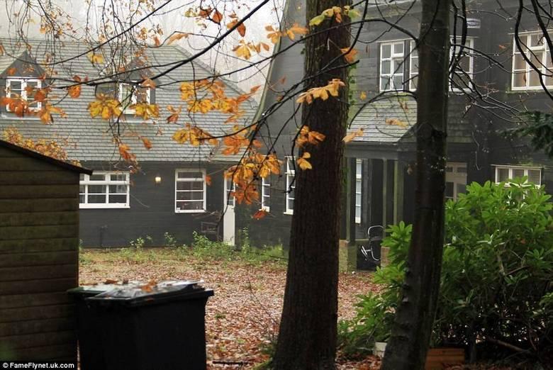 A mansão de R$ 4 milhões se tornou uma propriedade fantasma após a tragédia