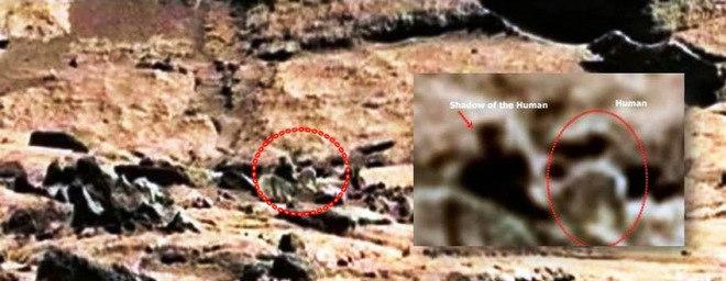 """Resultado de imagem para """"Eu vi HOMENS caminhando em Marte"""""""