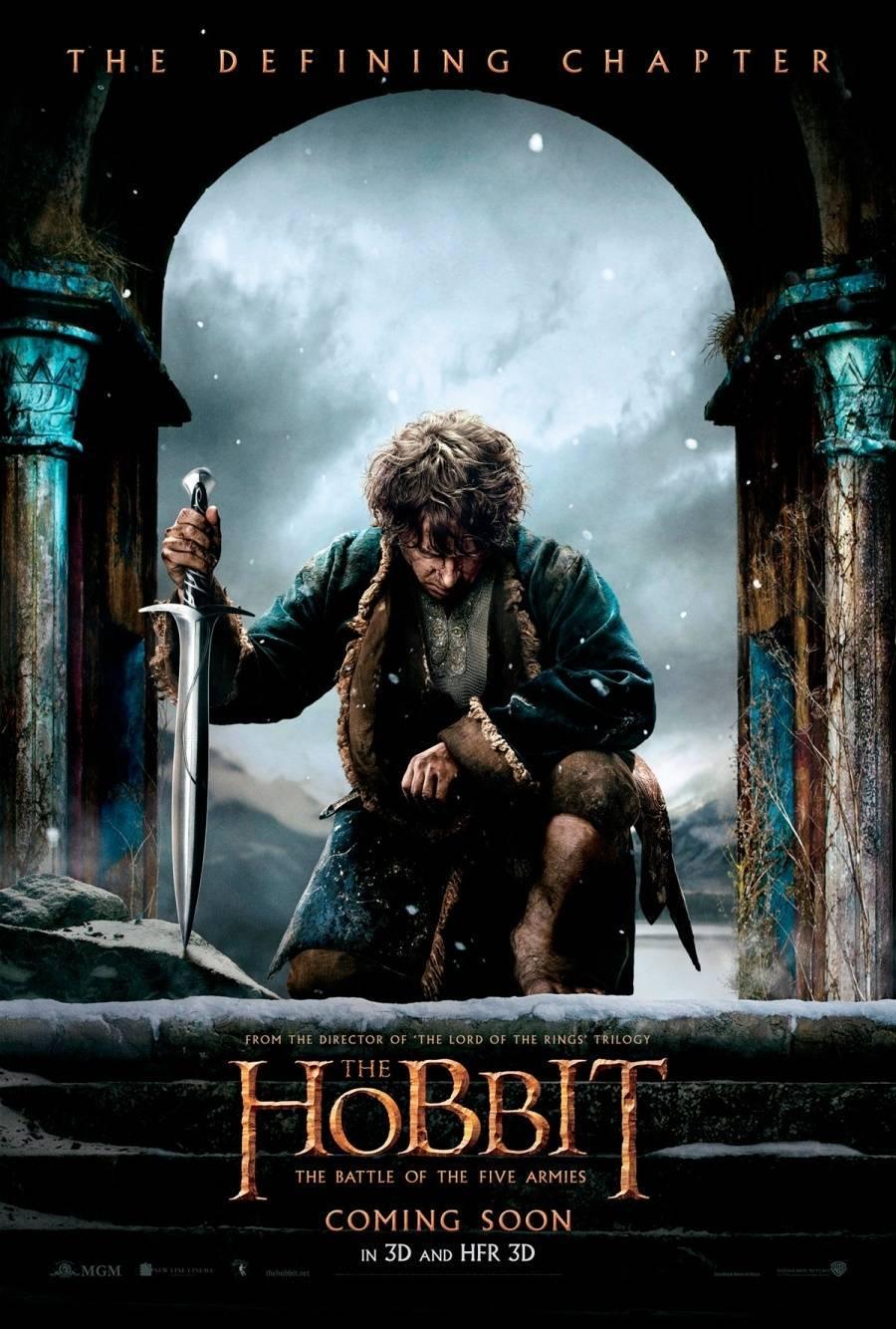O Hobbit: A Batalha dos Cinco Exércitos foge do tom cansativo dos filmes anteriores e empolga com ação