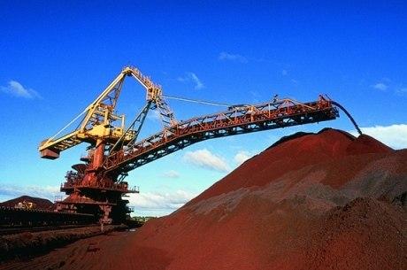 Produção de minério da Vale fica abaixo das expectativas