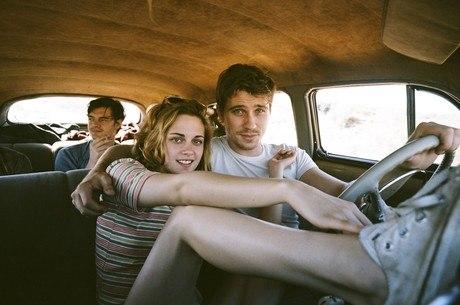 Livro virou o filme Na Estrada, dirigido pelo brasileiro Walter Salles