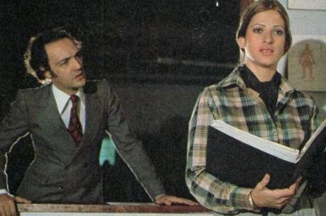 Em 1979, contracenando com Ney Latorraca