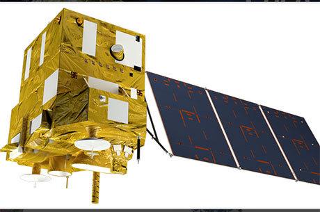 O CBERS-4 entrou em órbita 12,5 minutos após seu lançamento