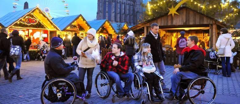 Alemanha aposta em mais conforto para receber turistas com algum tipo de deficiência