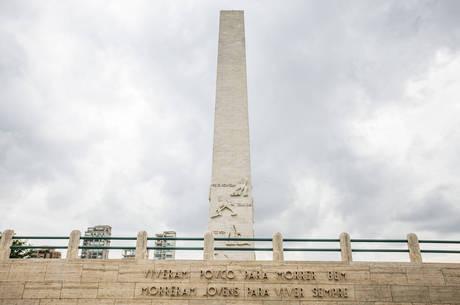Monumento tem 81 m de altura