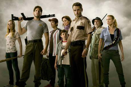 The Walking Dead terá spin-off com novos personagens