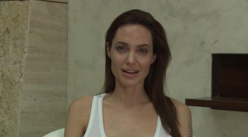 Angelina Jolie anuncia que está com catapora e perderá estreia do filme Invencível