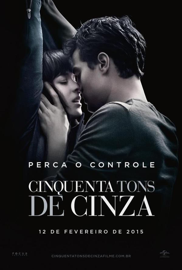 Cinquenta Tons de Cinza estreará em fevereiro de 2015 no Festival de Berlim