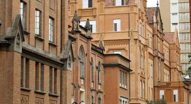 Na imagem, Santa Casa de São Paulo, localizada no centro da capital paulista