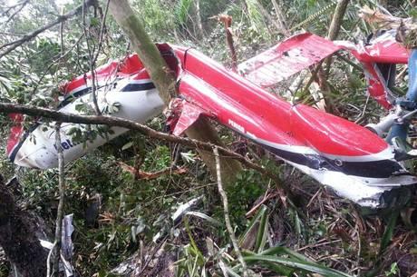 Acidente ocorreu na manhã deste sábado, no litoral paulista