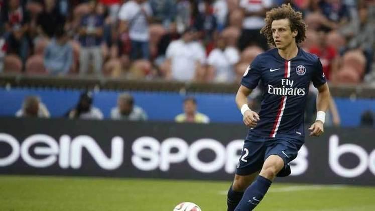 2014/15 - David Luiz - Chelsea - 49,5 milhões de euros
