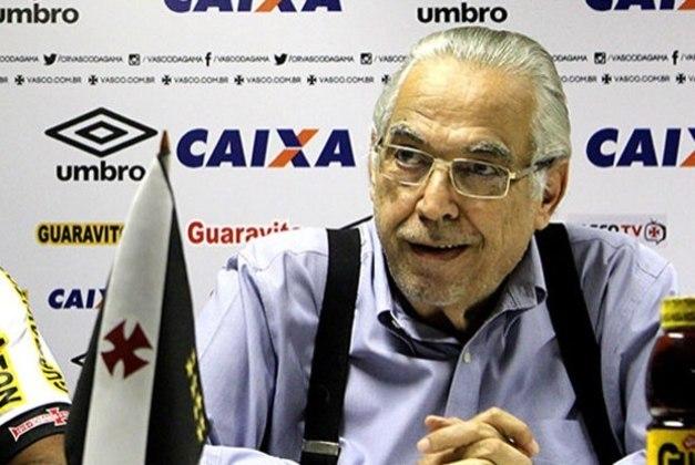2015 - Após ouvir o palpite de Guerrero, o Vasco eliminou o Flamengo na Copa do Brasil e Eurico não perdoou: