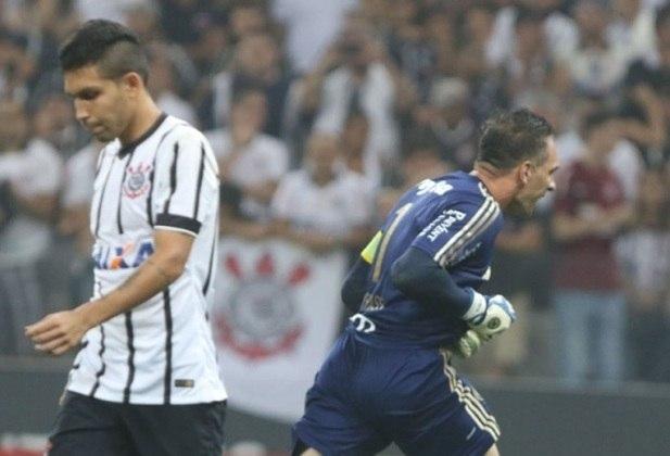 2015 - Chegou na semifinal do Paulistão, mas foi eliminado pelo Palmeiras nos pênaltis, na Neo Química Arena, após empate em 2 a 2 no tempo normal (jogo único).