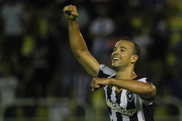 2015 - Roger Carvalho - Botafogo 1 x 0 Boavista - 1ª rodada do Campeonato Carioca