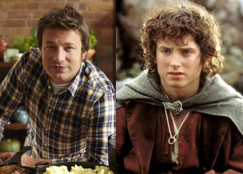 Jamie Oliver recusou papel de hobbit em O Senhor dos Anéis