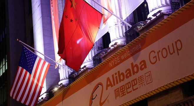 Ações da Alibaba caíram após anúncio de decisão dos EUA