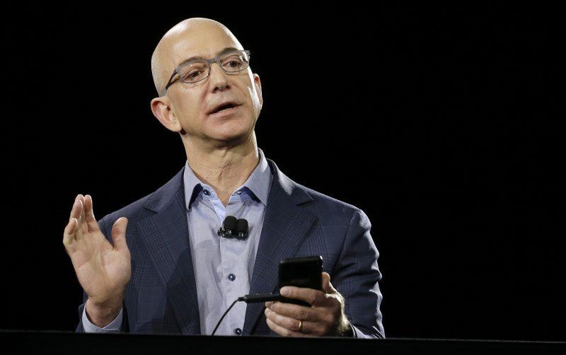 'Reinado' de Jeff Bezos como homem mais rico do mundo foi curto