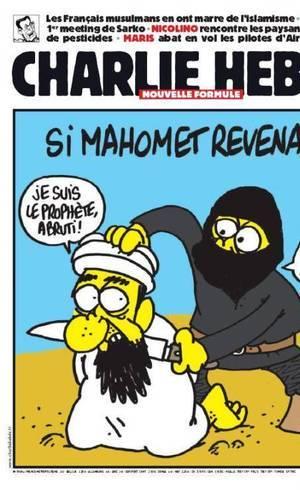 Jornal satírico teria publicado uma capa com a imagem de Maomé, algo proibido pelos seguidores do islã