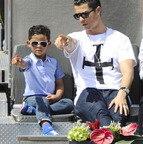 Cristiano Ronaldo Jr (filho de Cristiano Ronaldo)