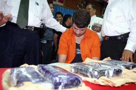 Rodrigo Gularte foi preso em 2004 ao tentar entrar na Indonésia com pacotes de cocaína
